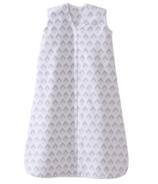 Halo SleepSack Wearable Blanket Microfleece TOG 1.0 Grey Astec