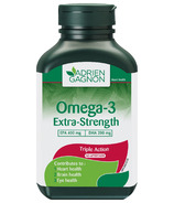 Adrien Gagnon Omega-3 Extra-Strength Formula