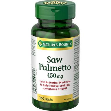 Nature\'s Bounty Saw Palmetto