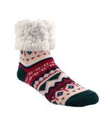 Pudus Classic Slipper Socks Nordic Raspberry