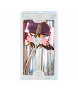 Kit d'accessoires pour photomaton Great Pretenders - Licorne