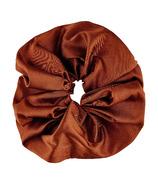 Kristin Ess Hair Oversized Scrunchie Rust