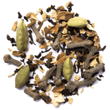Genuine Tea Organic Masala Chai Black Tea
