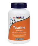 NOW Foods Double Strength Taurine 1000 mg
