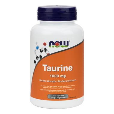 NOW Foods Double Strength Taurine 1000 mg