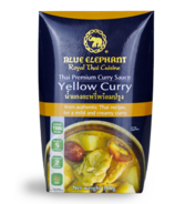 Blue Elephant Thai Premium Yellow Curry Sauce