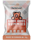 Herbaland Good News Gummies Peach Passion
