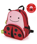 Skip Hop Zoo Packs Little Kid Backpack Lady Bug Design