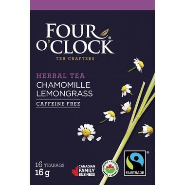 Four O\'Clock Herbalist Sweet Camomile Herbal Tea