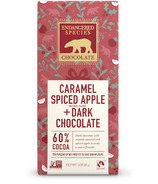 Endangered Species Caramel Spiced Apple and Dark Chocolate