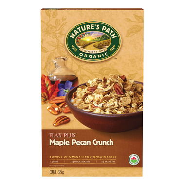 Nature\'s Path Organic FlaxPlus Maple Pecan Crunch