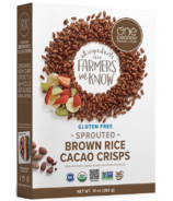 One Degree Brown Rice Cocao Crisps Cereal