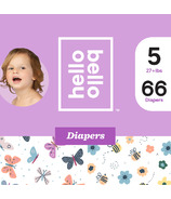 Hello Bello Club Diaper Bees & Butterflies Prints