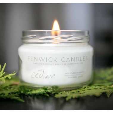 Fenwick Candles No.5 Cedar Small