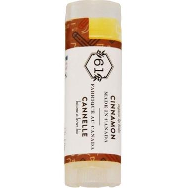 Crate 61 Organics Cinnamon Lip Balm