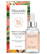 Nourish Organic Pretty Plump Face Serum