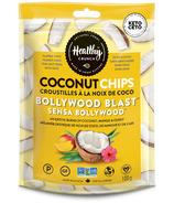 Healthy Crunch Croustilles à la Noix de Coco Sensa Bollywood