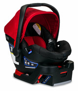 Britax B-Safe 35 Infant Car Seat Cardinal