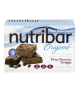Nutribar Original Deep Brownie Delight Bars