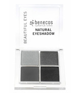Benecos Natural Quattro Eyeshadow Smokey Eyes
