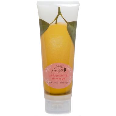 100% Pure Pink Grapefruit Shower Gel