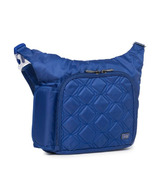 Lug Sidecar Cross Body Bag Coblat Blue