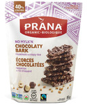 PRANA No Mylk'n Chocolate Bark With Hazelnuts & Crispy Rice
