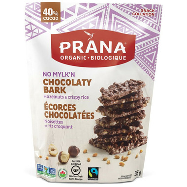 PRANA No Mylk\'n Organic Chocolate Bark