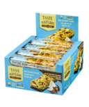 Taste of Nature Organic Snack Bars Dark Chocolate Coconut