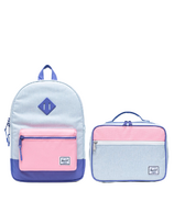 Herschel Supply Ballad Blue, Candy Pink & Dusted Peri Bundle