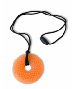 BabyComfy Gummi Teething Jewellery Peachy