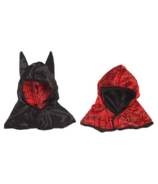 Great Pretenders Reversible Spider & Bat Hood
