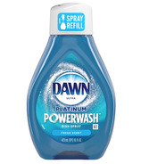 Dawn Platinum Powerwash Dish Spray Dish Soap Refill Fresh Scent