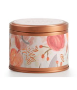 Illume Rustic Pumpkin Tin Candle