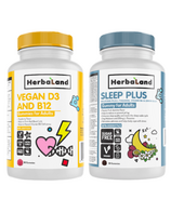 Herbaland Stress and Sleep Support Bundle