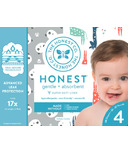 The Honest Company Club Pack Diapers Size 4