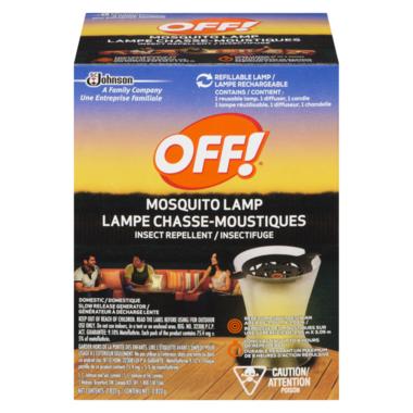 Off! PowerPad Mosquito Lamp