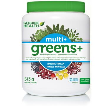 Genuine Health Greens+ Multi+