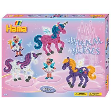 Hama Magical Horses Kit