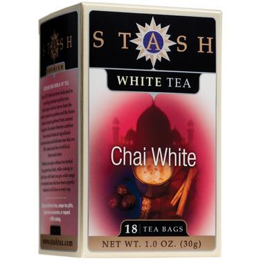 Stash Chai White Tea