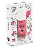 nailmatic Sissi Kids Water-Based Nail Polish Pearly Pink
