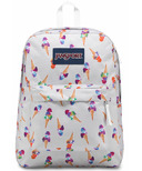 Jansport Super Break Backpack Cones and Scoops