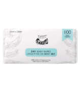 Nest Designs Cotton Dry Baby Wipes