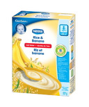 Gerber Baby Cereal - Rice & Banana (Add Water)