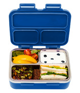 SkyeBox Leakproof Stainless Steel Bento Lunch Box Royal Blue