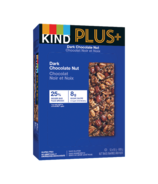 KIND Plus+ Double Dark Chocolate Nut Bars