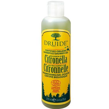 Druide Citronella Shampoo & Shower Gel