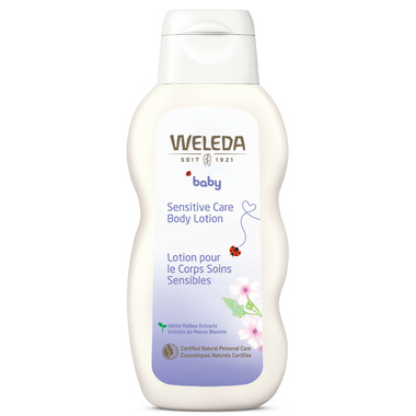 Weleda Baby Sensitive Care Body Lotion