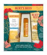 Burt's Bees ensemble de fête de 3 produits de pot de miel