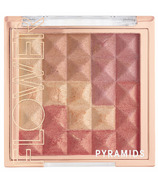 Flower Beauty Pyramids Cheek Color Peach Glow